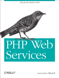 PHP Web Services Cover